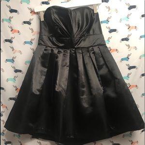 Xhilaration mini satin dress